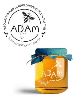 ADAM-association-apiculteur-montbonnot-logo